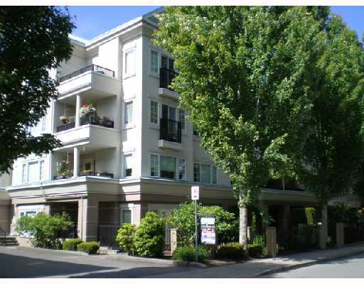 "Main Photo: 411 55 BLACKBERRY Drive in New_Westminster: Fraserview NW Condo for sale in ""QUEENS PARK PLACE"" (New Westminster)  : MLS® # V774698"