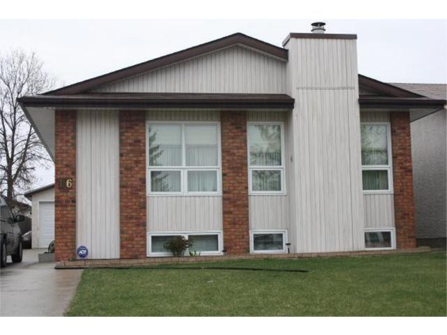 FEATURED LISTING: 16 Harold Piercy Place WINNIPEG