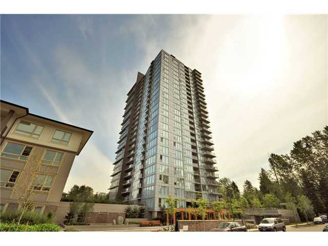 "Main Photo: 1008 660 NOOTKA Way in Port Moody: Port Moody Centre Condo for sale in ""NAHANNI"" : MLS® # V842892"
