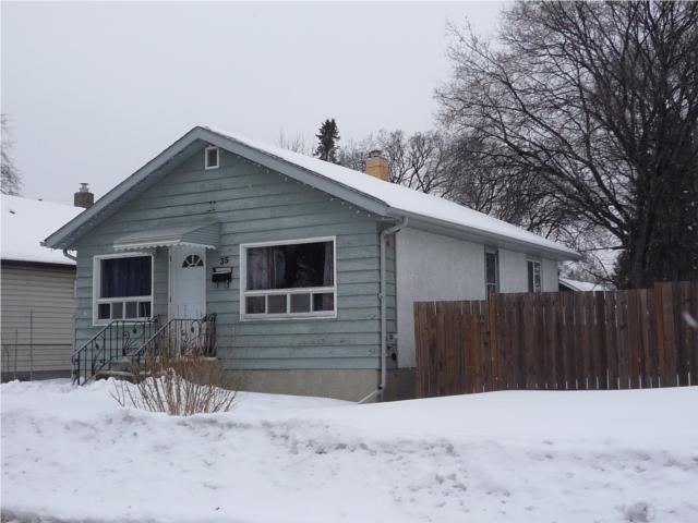 Main Photo: 35 Morier Avenue in WINNIPEG: St Vital Residential for sale (South East Winnipeg)  : MLS® # 1002412