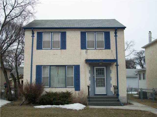 Main Photo: 1131 Corydon Avenue in WINNIPEG: Manitoba Other Residential for sale : MLS® # 1003950