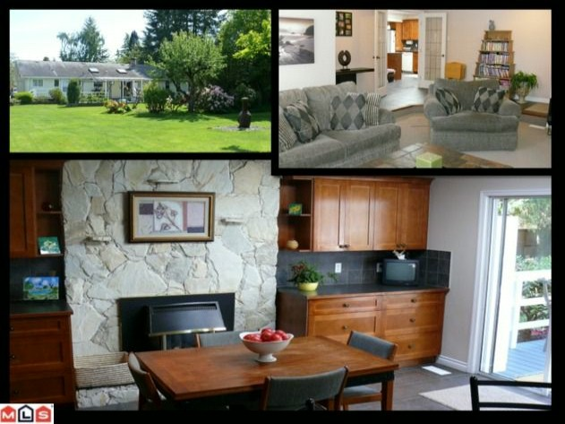 Main Photo: 16909 23RD Avenue in Surrey: Pacific Douglas House for sale (South Surrey White Rock)  : MLS(r) # F1014660