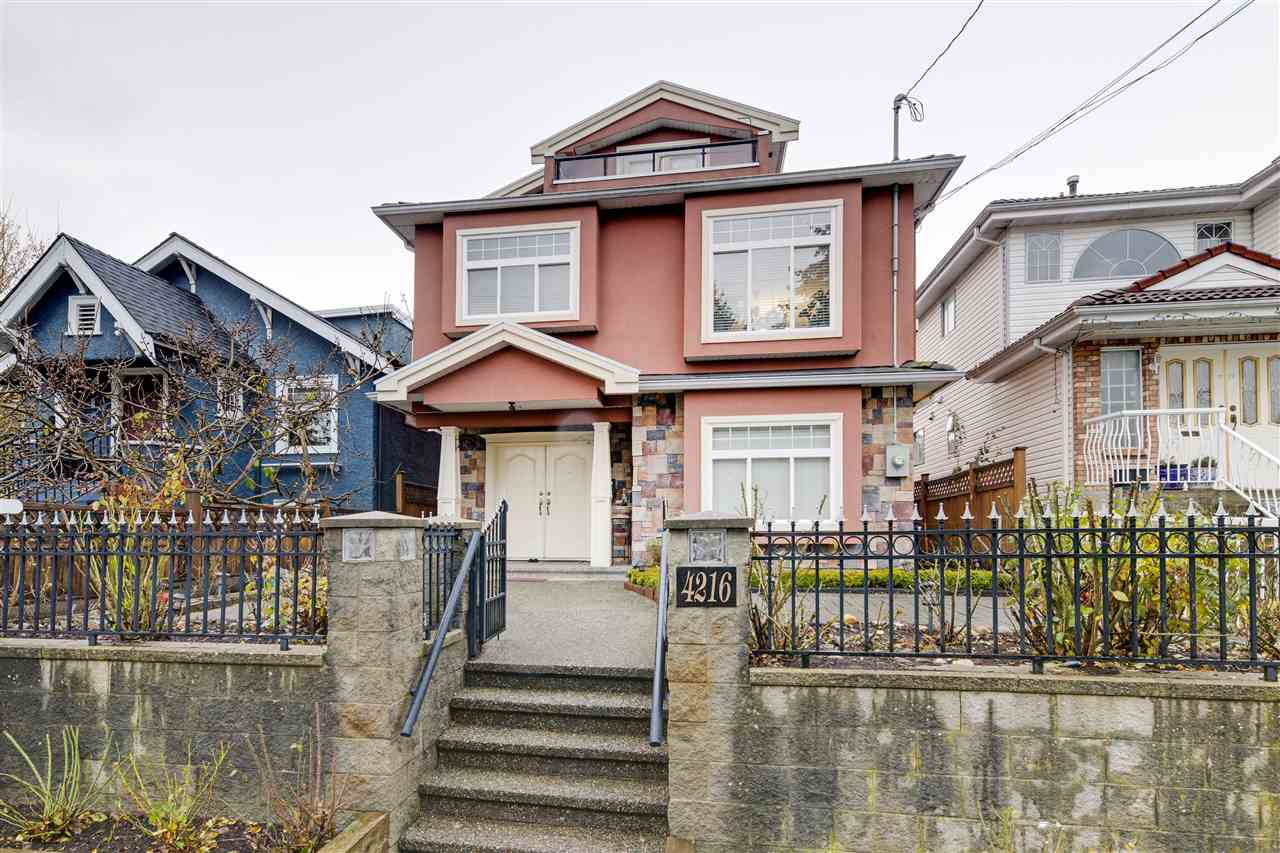 FEATURED LISTING: 4216 INVERNESS Street Vancouver