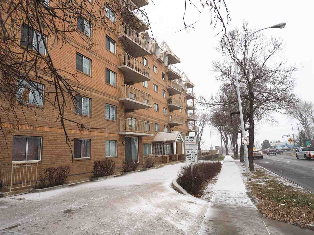 FEATURED LISTING: 205 8728 GATEWAY Boulevard Edmonton