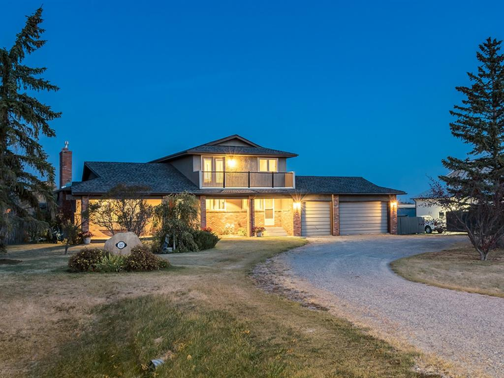 FEATURED LISTING: 327 LANSDOWN Estates Rural Rocky View County