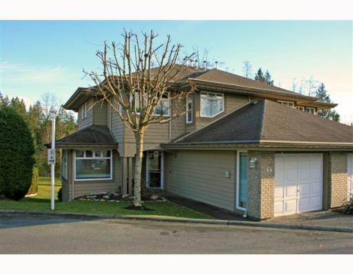 "Main Photo: 38 11737 236TH Street in Maple Ridge: Cottonwood MR Townhouse for sale in ""MAPLEWOOD CREEK ESTATES"" : MLS®# V800998"