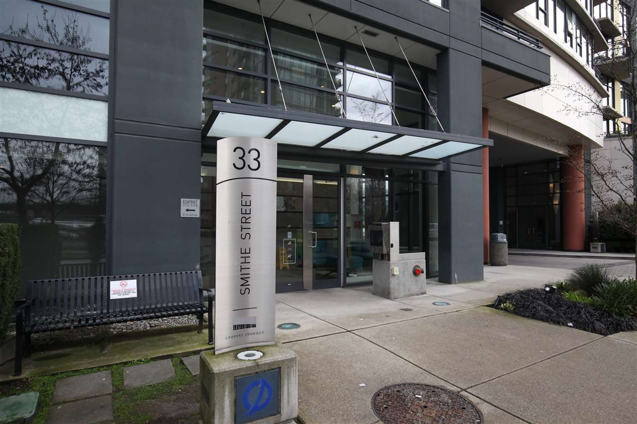 FEATURED LISTING: 606 - 33 SMITHE Street Vancouver