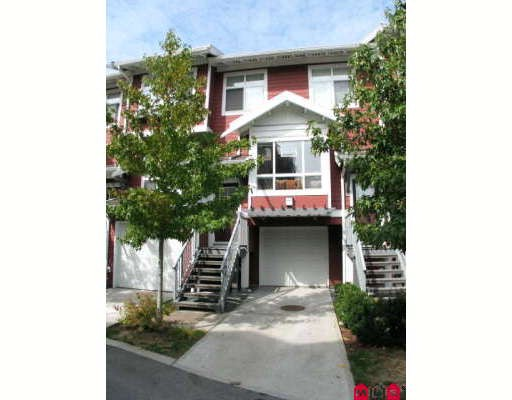 "Main Photo: 19 15168 36TH Avenue in Surrey: Morgan Creek Townhouse for sale in ""SOLAY"" (South Surrey White Rock)  : MLS®# F2918789"