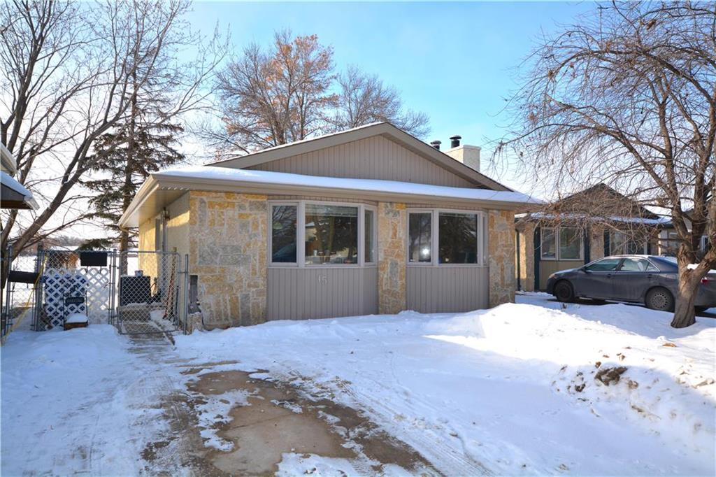 FEATURED LISTING: 15 Nolin Avenue Winnipeg
