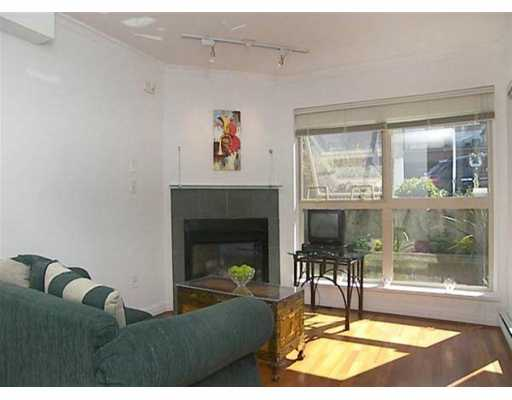 "Main Photo: 108 1195 W 8TH AV in Vancouver: Fairview VW Condo for sale in ""ALDER COURT"" (Vancouver West)  : MLS®# V610123"