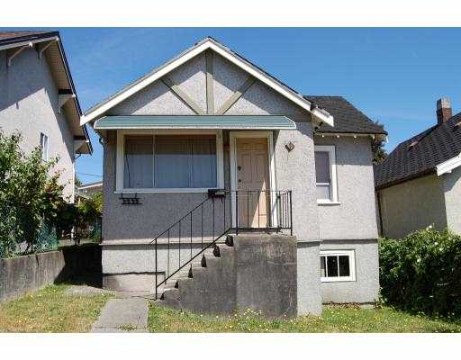 FEATURED LISTING: 3233 ADANAC Street Vancouver