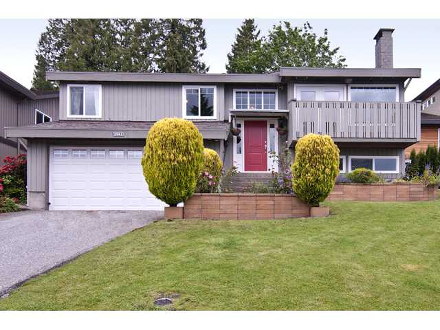 Main Photo: 2541 ASHURST Avenue in Coquitlam: Coquitlam East House for sale : MLS®# V834910