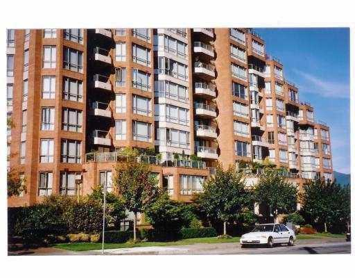 Main Photo: 706 2201 PINE Street in Vancouver: Fairview VW Condo for sale (Vancouver West)  : MLS® # V734760