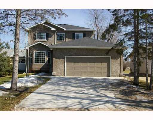 Main Photo: 761 HANEY Street in WINNIPEG: Charleswood Residential for sale (South Winnipeg)  : MLS®# 2905570