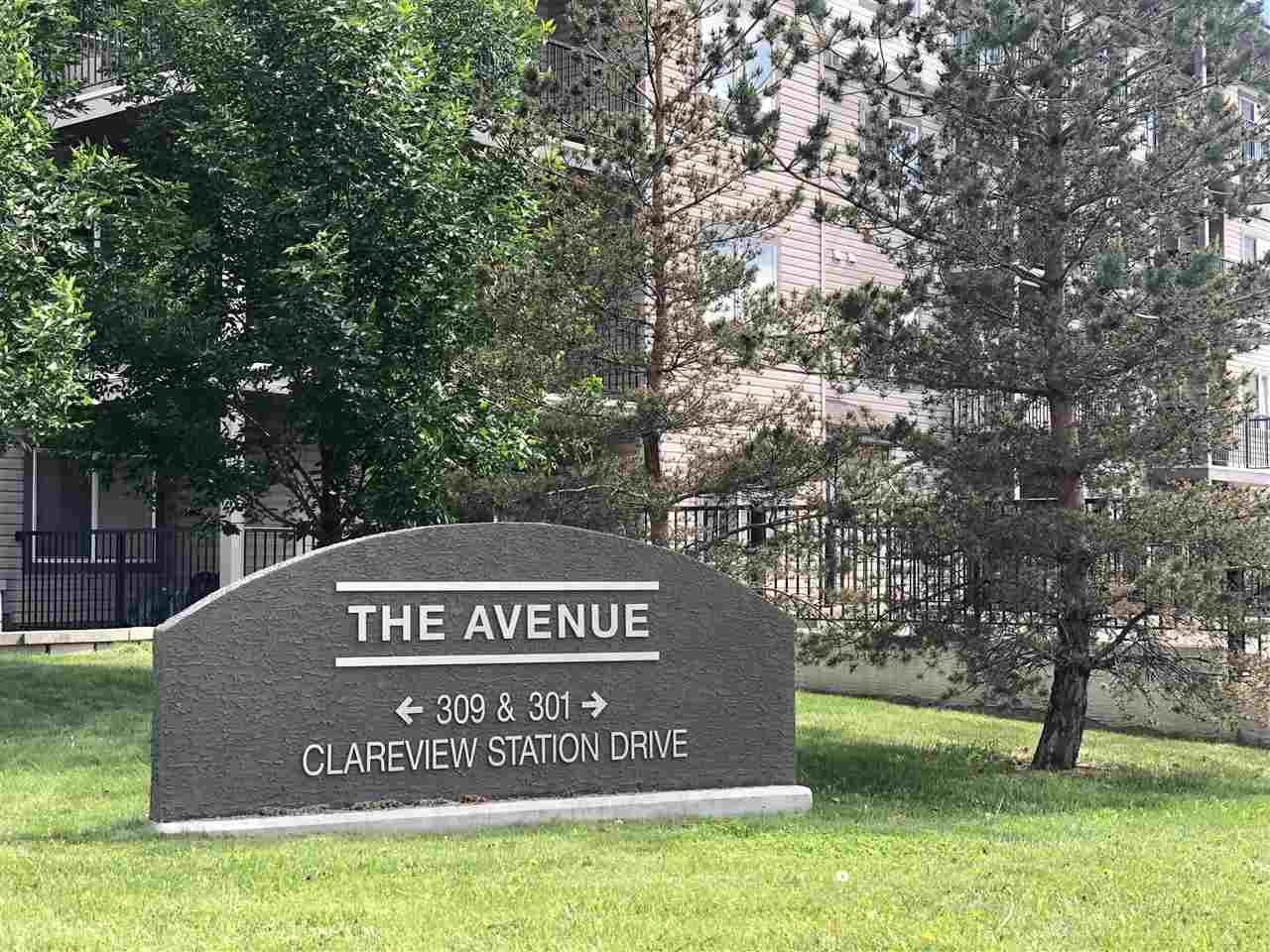 FEATURED LISTING: 309 - 309 CLAREVIEW STATION Drive Edmonton