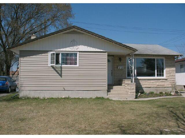 Main Photo:  in WINNIPEG: North Kildonan Residential for sale (North East Winnipeg)  : MLS® # 1007288