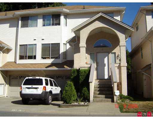 "Main Photo: 32339 7TH Ave in Mission: Mission BC Townhouse for sale in ""CEDAR BROOK ESTATES"" : MLS®# F2620939"