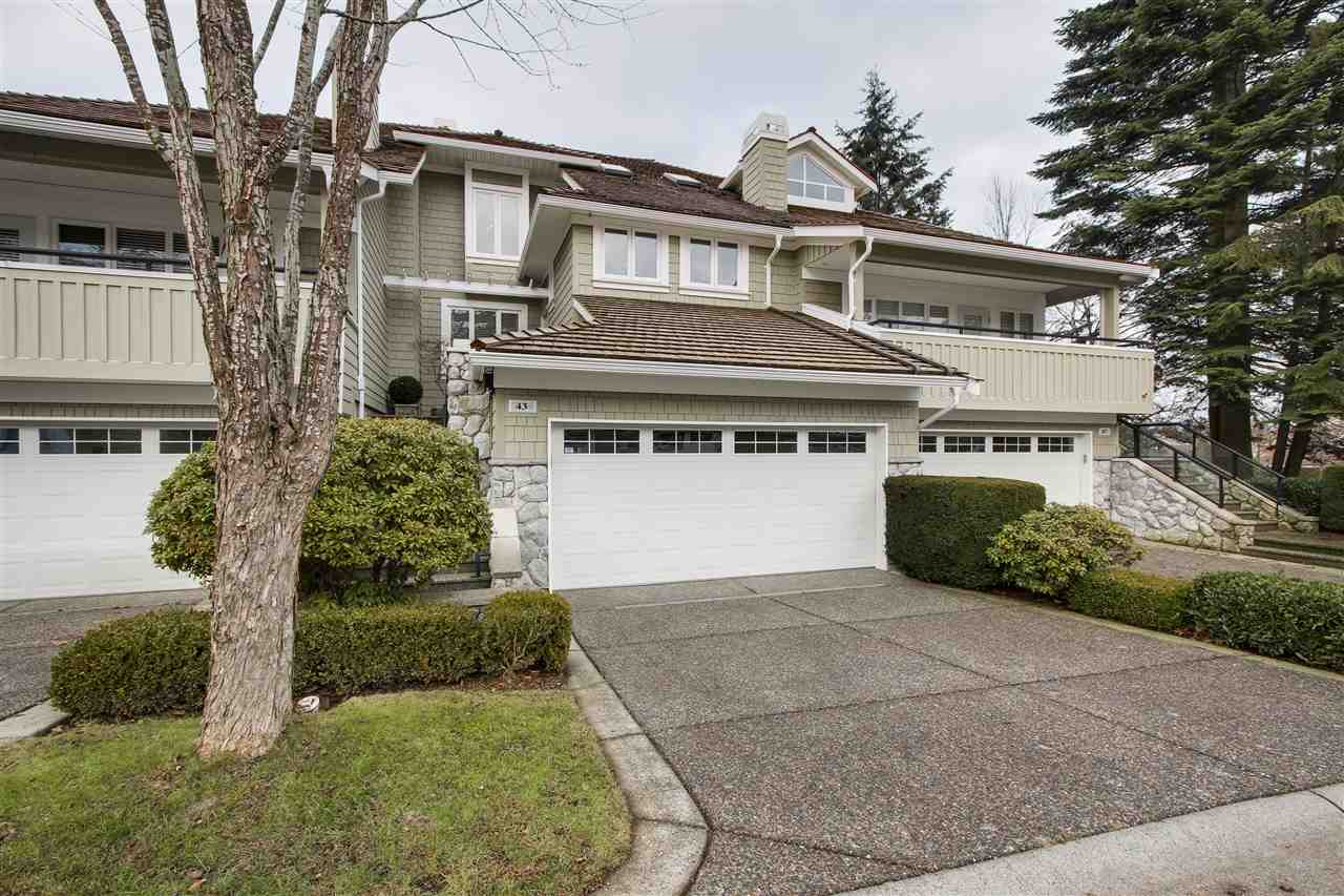 FEATURED LISTING: 43 - 3355 MORGAN CREEK Way Surrey