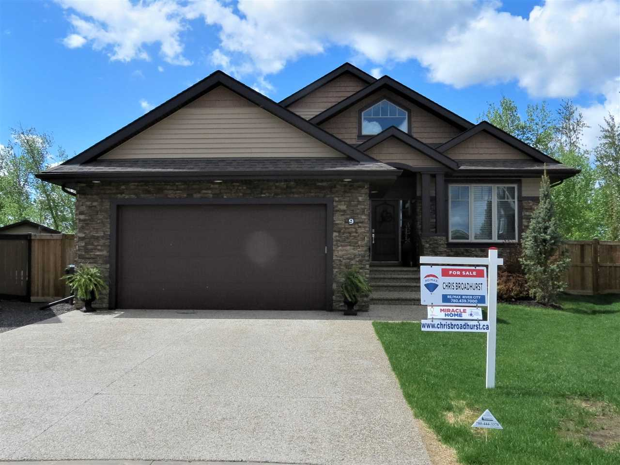 FEATURED LISTING: 9 ASPENGLEN Cove Spruce Grove