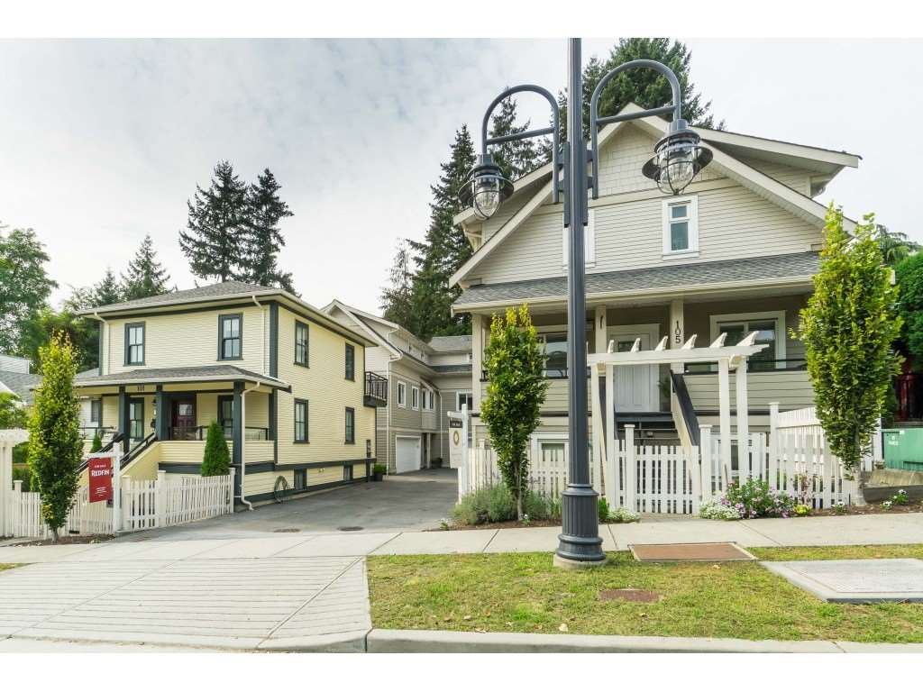 FEATURED LISTING: 102 - 218 BEGIN Street Coquitlam
