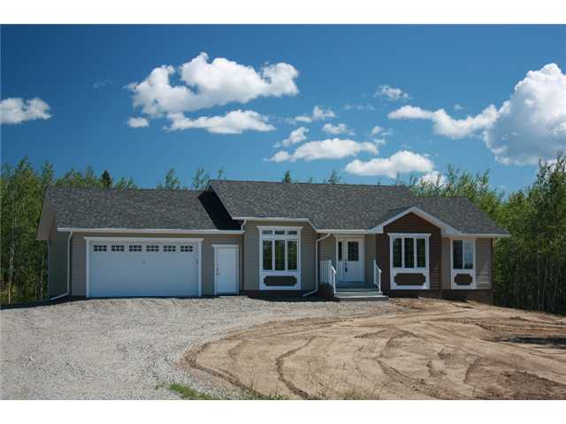 Main Photo: 7970 PARSNIP Road in Prince George: Pineview House for sale (PG Rural South (Zone 78))  : MLS®# N203306