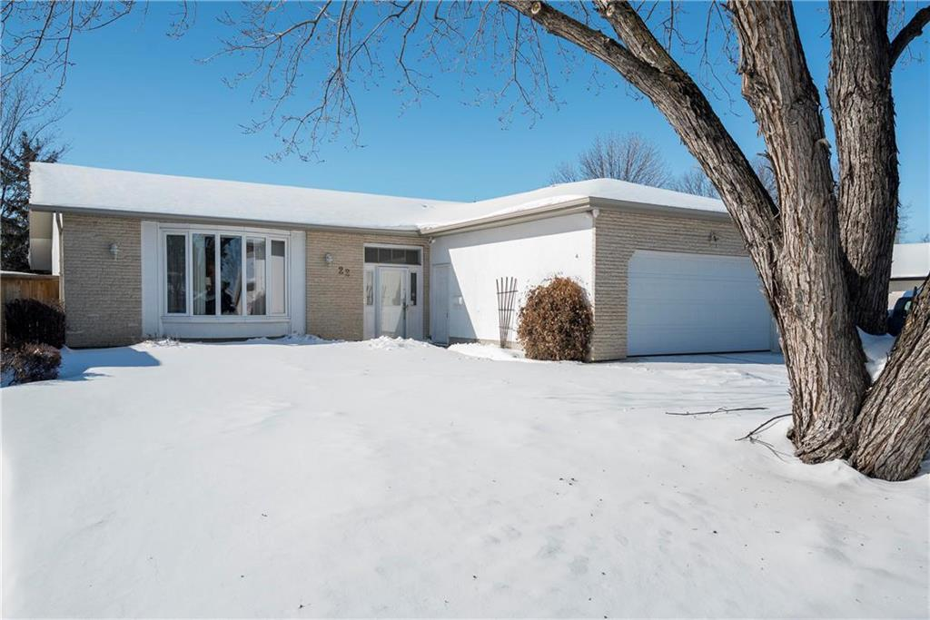 FEATURED LISTING: 22 Royal Salinger Road Winnipeg