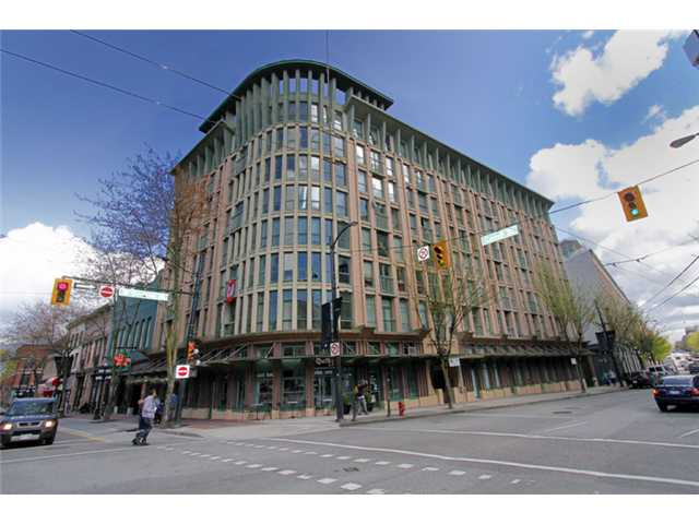 "Main Photo: 206 1 E CORDOVA Street in Vancouver: Downtown VE Condo for sale in ""CARRALL STATION"" (Vancouver East)  : MLS® # V820385"