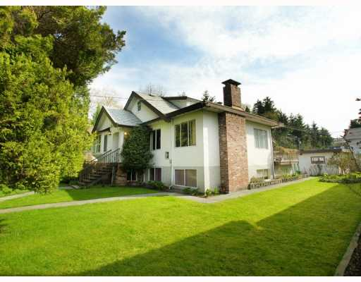 Main Photo: 1920 MAHON Avenue in North Vancouver: Central Lonsdale House for sale : MLS®# V762701