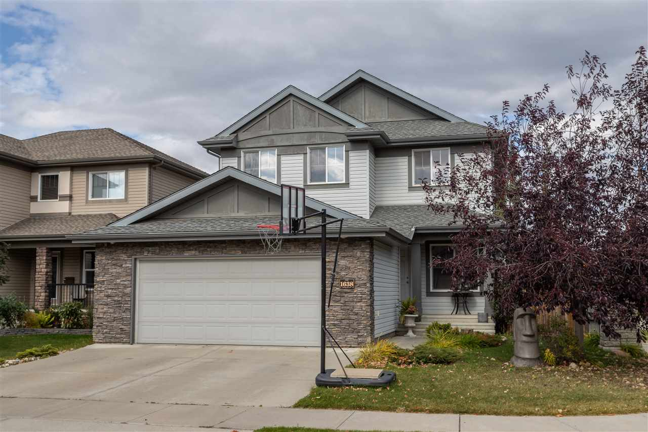 FEATURED LISTING: 1638 MALONE Way Edmonton
