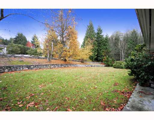 Main Photo: 608 SOUTHBOROUGH Drive in West Vancouver: British Properties House for sale : MLS®# V797221