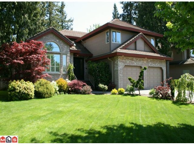 "Main Photo: 4522 210A Street in Langley: Brookswood Langley House for sale in ""Cedar Ridge"" : MLS®# F1013686"