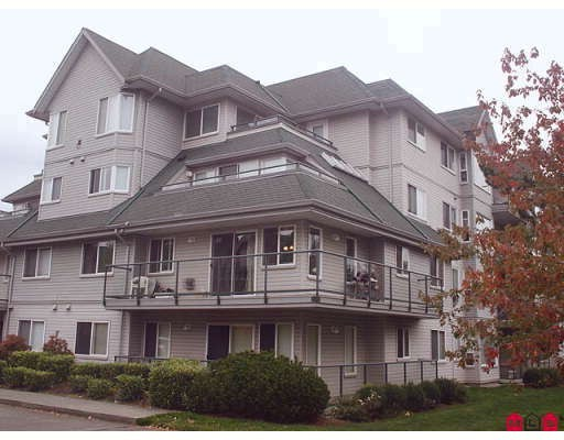 "Main Photo: 210 33668 KING Road in Abbotsford: Poplar Condo for sale in ""COLLEGE PARK"" : MLS®# F2833714"