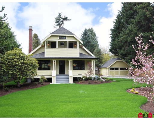 "Main Photo: 8989 GLOVER Road in Langley: Fort Langley House for sale in ""Fort Langley"" : MLS®# F2819911"