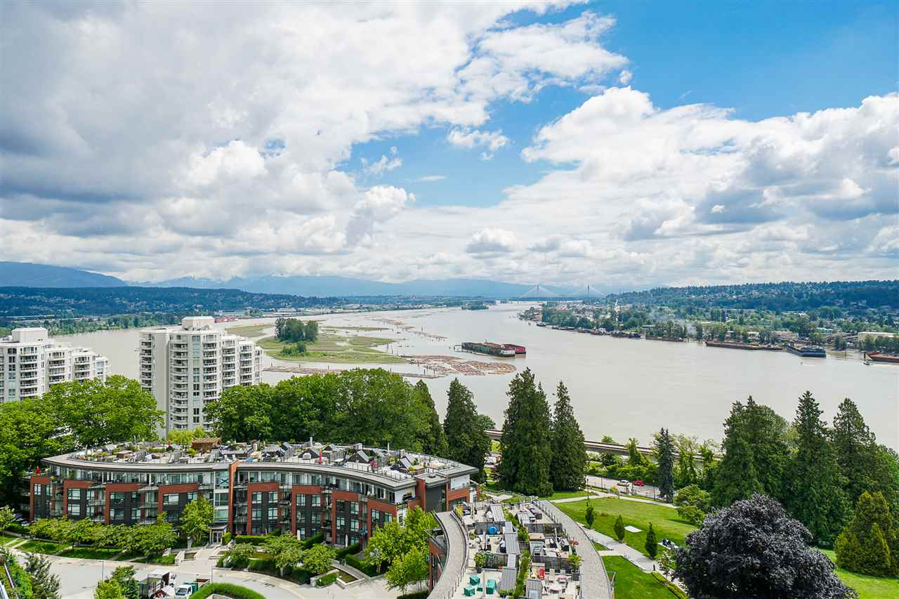 FEATURED LISTING: 1403 - 15 ROYAL Avenue East New Westminster