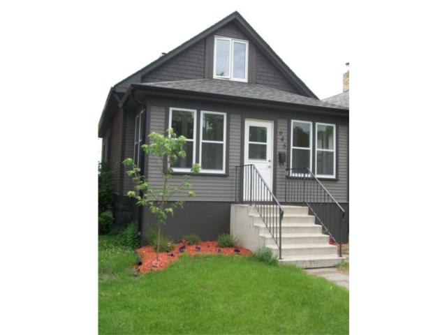 Main Photo: 645 COLLEGE Avenue in WINNIPEG: North End Residential for sale (North West Winnipeg)  : MLS® # 1012994