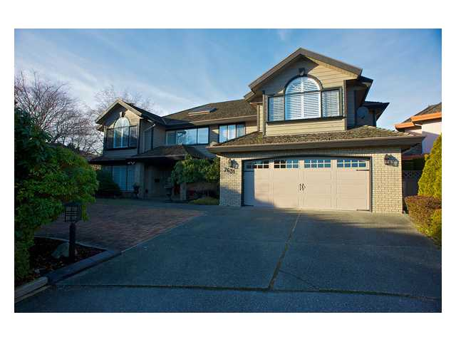 Main Photo: 7631 CHEVIOT Place in Richmond: Granville House for sale