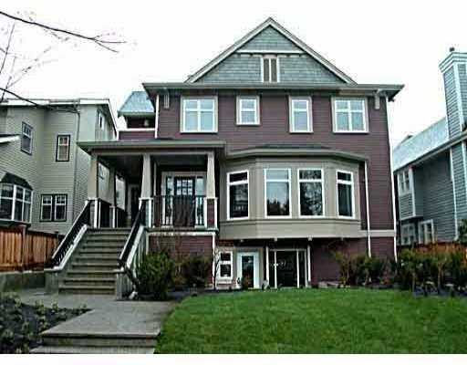 Main Photo: 1954 W 11TH Ave in Vancouver: Kitsilano Townhouse for sale (Vancouver West)  : MLS® # V628502