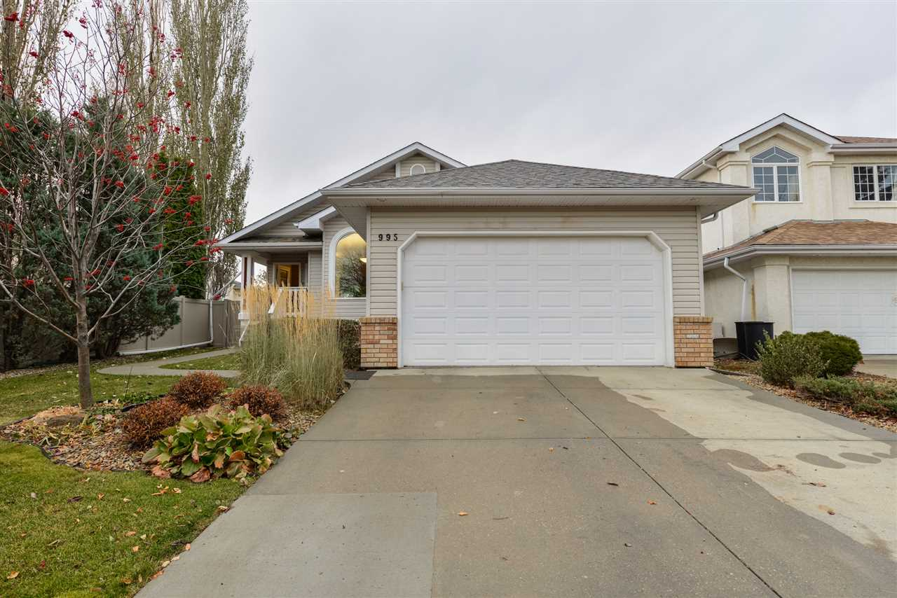 FEATURED LISTING: 995 BURROWS Crescent Edmonton