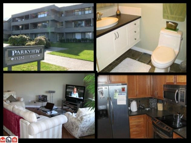 "Main Photo: 201 15272 19TH Avenue in Surrey: King George Corridor Condo for sale in ""BAKERVIEW PARK"" (South Surrey White Rock)  : MLS® # F1007989"