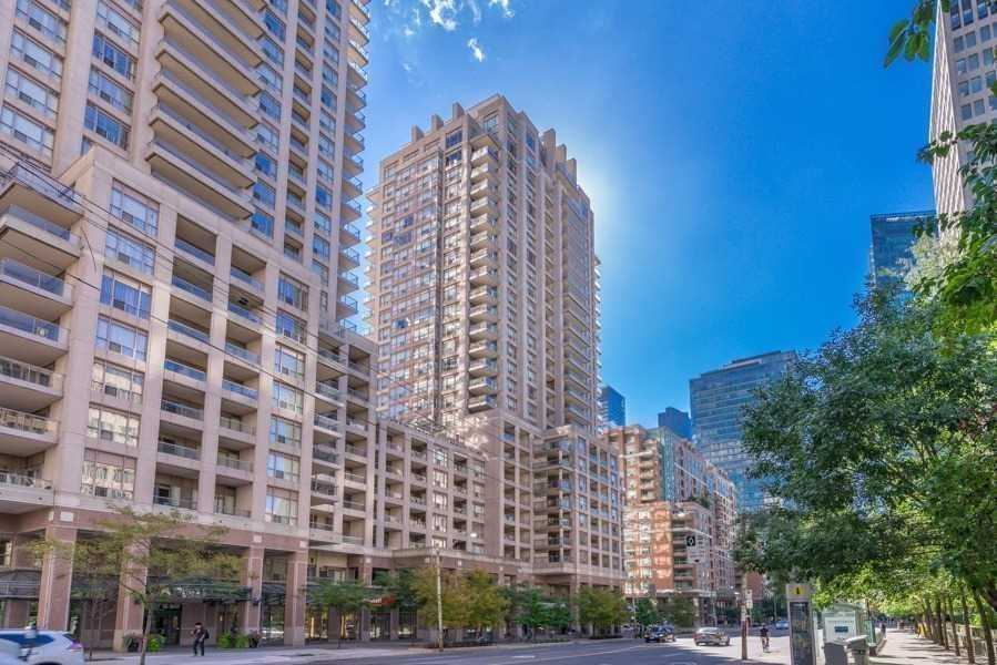 FEATURED LISTING: 1204 - 909 Bay Street Toronto