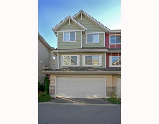 "Main Photo: 6 1108 RIVERSIDE Circle in Port Coquitlam: Riverwood Townhouse for sale in ""HERITAGE MEADOWS"" : MLS® # V791486"