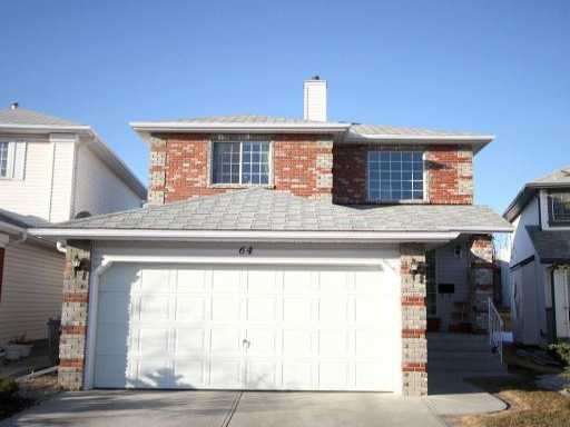 Main Photo: 64 CITADEL Close NW in CALGARY: Citadel Residential Detached Single Family for sale (Calgary)  : MLS® # C3414409