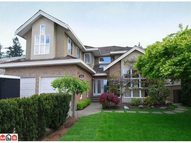 "Main Photo: 10556 SUMAC Place in Surrey: Fraser Heights House for sale in ""Glenwood Estates"" (North Surrey)  : MLS® # F1012253"