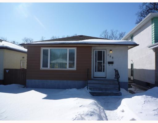 Main Photo: 168 HESPELER Avenue in WINNIPEG: East Kildonan Residential for sale (North East Winnipeg)  : MLS®# 2903776