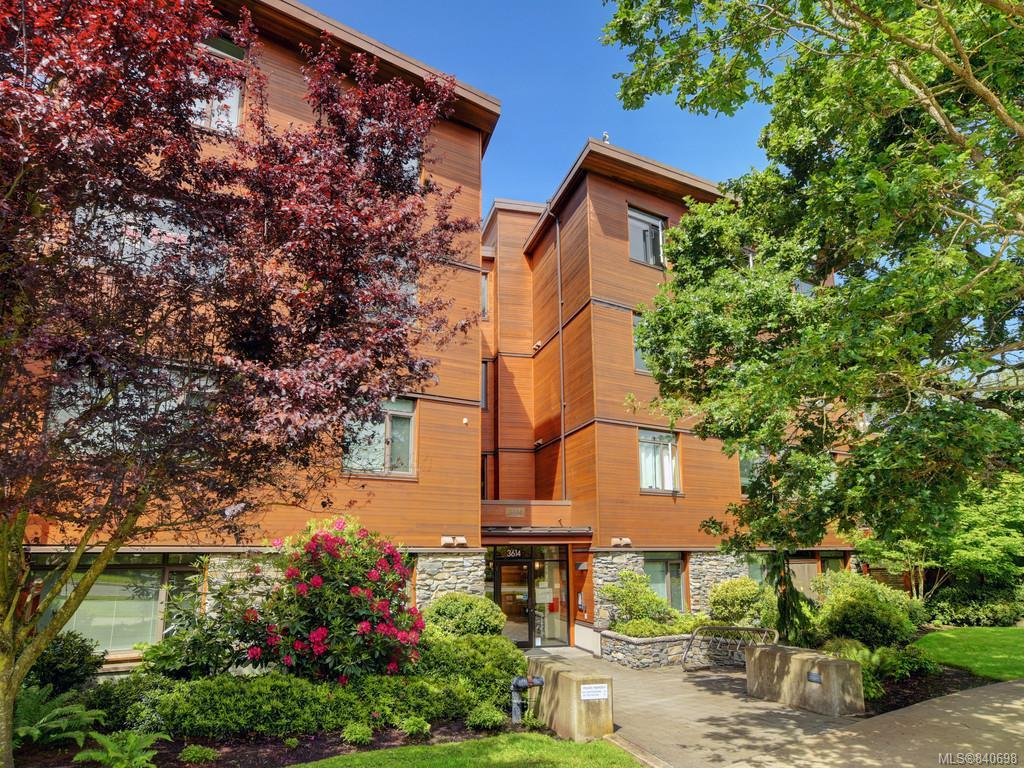 FEATURED LISTING: 106 - 3614 Richmond Rd Saanich