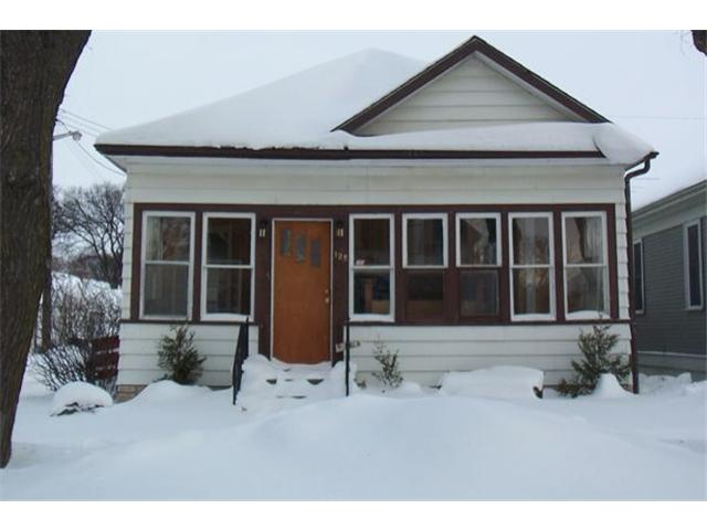 Main Photo: 125 Rosseau Avenue West in WINNIPEG: Transcona Residential for sale (North East Winnipeg)  : MLS®# 1101830