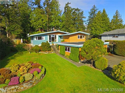Main Photo: 5276 Parker Avenue in VICTORIA: SE Cordova Bay Single Family Detached for sale (Saanich East)  : MLS®# 376598