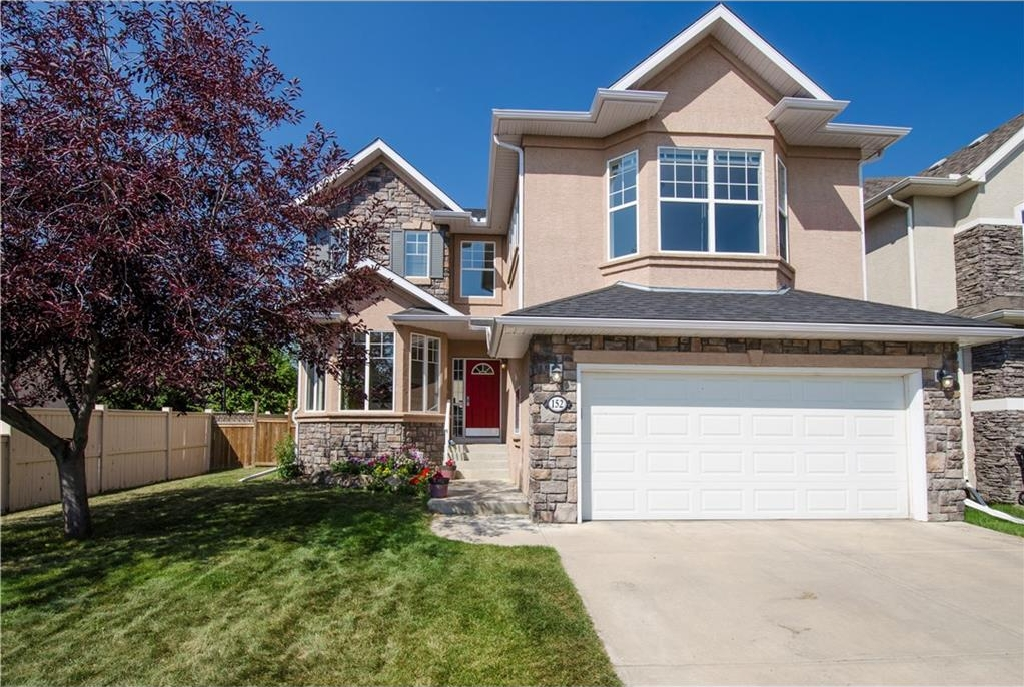 Main Photo: 152 STRATHLEA Place SW in Calgary: Strathcona Park House for sale : MLS® # C4130863