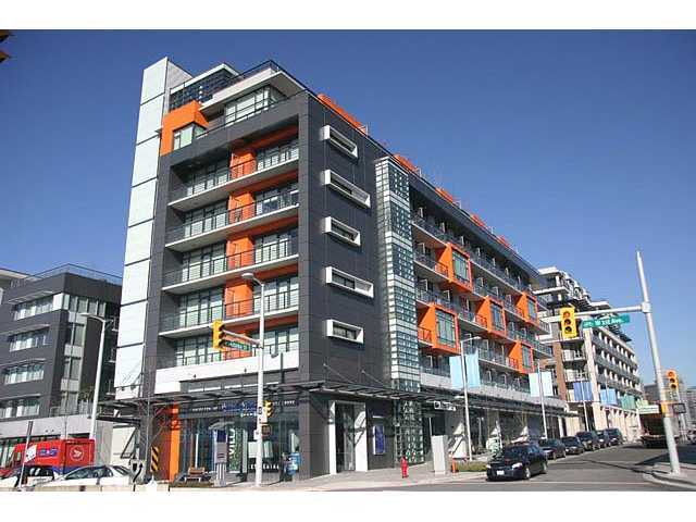 "Main Photo: # 510 123 W 1ST AV in Vancouver: Mount Pleasant VW Condo for sale in ""VILLAGE ON FALSE CREEK"" (Vancouver West)  : MLS® # V888043"