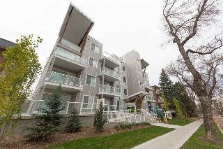 Main Photo: 205 10030 83 Avenue in Edmonton: Zone 15 Condo for sale : MLS® # E4086126